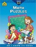 Math Puzzles 3-4