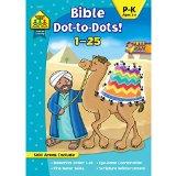 Bible Dot-to-Dots! 1-25