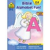 Bible Alphabet Fun!