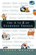 A to Z of Everyday Things