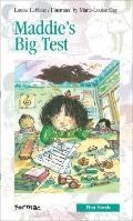 Maddie's Big Test