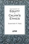Concept of Equity in Calvin's Ethics