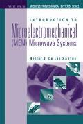 Introduction to Microelectromechanical (Mem) Microwave Systems