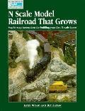 N Scale Model Railroad That Grows