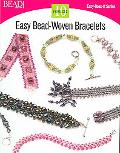 Easy Bead Woven Bracelets