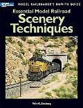 Essential Model Railroad Scenery (Model Railroader's How-to Guide)