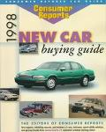 Consumer Reports 1998 New Car Buying Guide