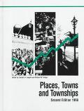 Places, Towns and Townships 1998