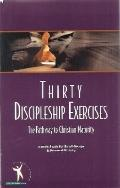 Thirty Discipleship Exercises