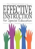 Effective Instruction for Special Education