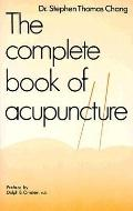 Complete Book of Acupuncture