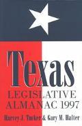 Texas Legislative Almanac