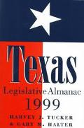 Texas Legislative Almanac 1999
