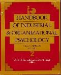 Handbook of Industrial and Organizational Psychology, Vol. 2