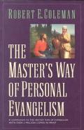 Master's Way of Personal Evangelism