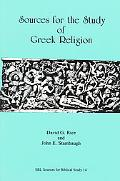 Sources for the Study of Greek Religion