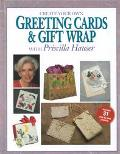 Create Your Own Greeting Cards and Gift Wrap