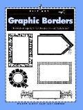 Clip Art: Graphic Borders - North Light Books - Paperback