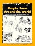 Clip Art: People around the World