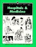 Clip Art Hospitals and Medicine
