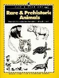 Clip Art Rare and Prehistoric Animals