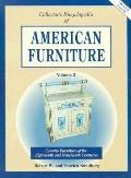 Collector's Encyclopedia of American Furniture Country Furniture of the Eighteenth and Ninet...