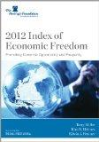 2012 Index of Economic Freedom