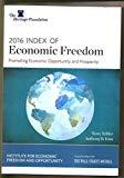 Index of Economic Freedom 2016