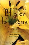 Aromaterapia El Olor Y LA Psique