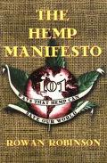 Hemp Manifesto 101 Ways That Hemp Can Save Our World