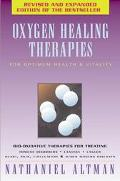 Oxygen Healing Therapies For Optimum Health & Vitality
