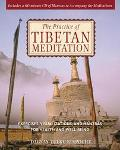 Practice of Tibetan Meditation Exercises, Visualizations, and Mantras for Health and Well-Being