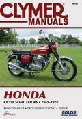 Honda Cb750 Sohc Fours 1969-1978