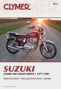 Suzuki, Gs400 450 Twins, 1977-1987 Service, Repair, Performance