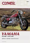 Yamaha Xs1100 1978-1981 Service, Repair, Maintenance