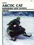 Arctic Cat Snowmobile 1988-89