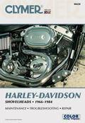 Harley-Davidson Shovelheads, 1966-1984
