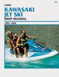 Kawasaki Jet Ski 1992-94