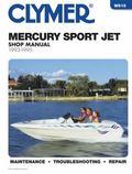 Mercury Sport Jet Shop Manual 1993-1995