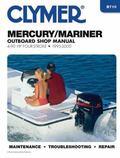 Clymer Mercury/Mariner Outboard Shop Manual  4-90 Hp Four-Stroke 1995-2000