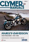 Harley-Davidson Fxd Evolution 1991-1998