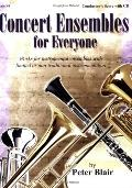 Concert Ensembles for Everyone: Works for Instrumental Ensembles with Limited or Non-Traditi...