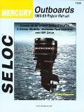 Seloc Mercury Outboards 1965-89 Repair Manual