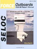 Force Outboards, All Engines 1984-96 (Seloc Marine Tune-Up and Repair Manuals)