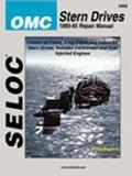Seloc Omc Stern Drives 1985-95 Repair Manual  Covers All Cobra, King Cobra and Cobra Sx Ster...