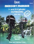 Mercury/Mariner Outboard 1-And 2-Cylinder 1990-1994  Tune-Up and Repair Manual