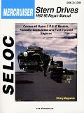 Seloc Mercruiser Stern Drives 1992-96 Repair Manual Bravo I, Ii, and Bravo III