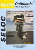 Seloc Yamaha Outboards 1992-98 Repair Manual