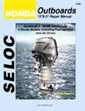 Honda Outboards 78-99 Repair Manual 2-130 Horsepower, 1-4 Cyclinder