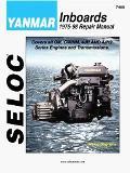 Seloc Yanmar Inboard Diesel 1975-98 Repair Manual  Gm, Gm/Hm, Jh and Jh2 Series